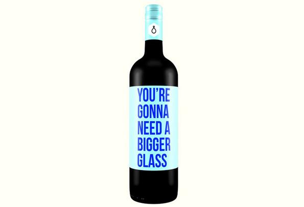 wir brauchen ein größeres Glas