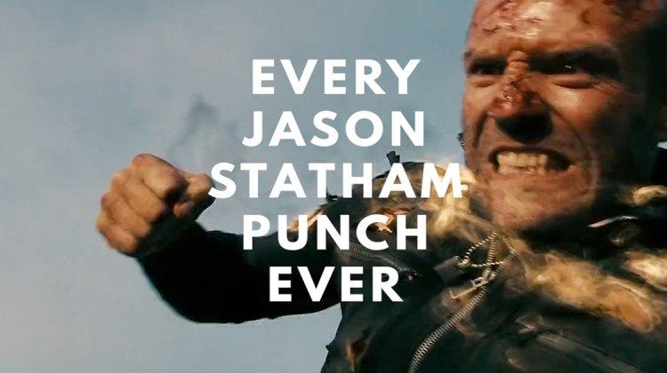 Sämtliche Jason Statham Schläge