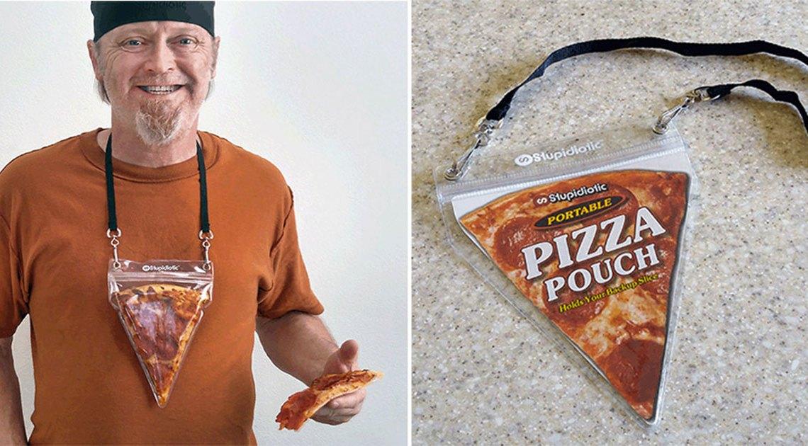 tragbare Pizzabeutel