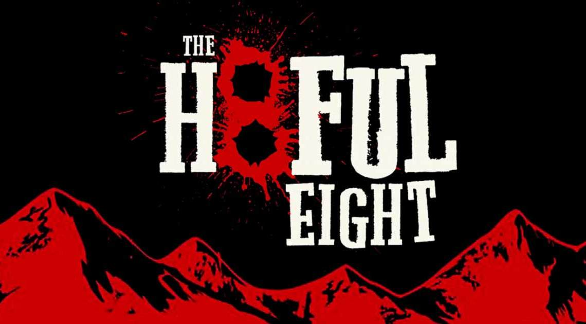 The Hateful Eight Trailer Filmposter