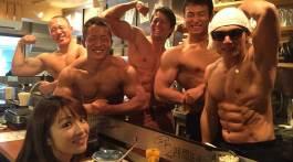 macho pop-up restaurant