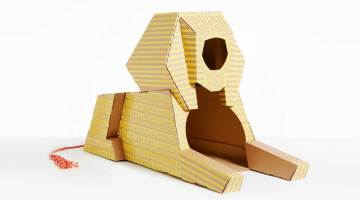 poopy cat katzenboxen im stil berühmter bauten