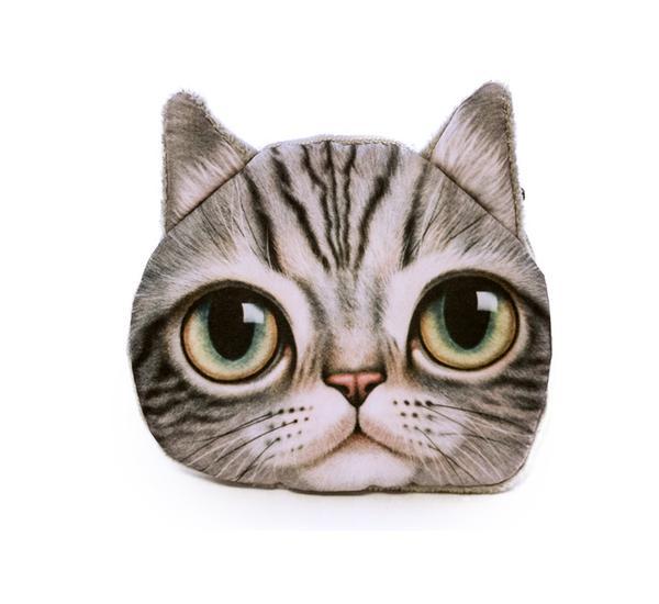 Katzengeldbörse meowingtons dinge mit katzen geschenk