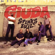 Giuda Album Cover