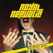 SLEAZE+Royal Republic.Cover