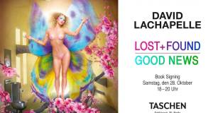 SLEAZE + David LaChapelle