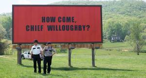 SLEAZE + Three Billboards