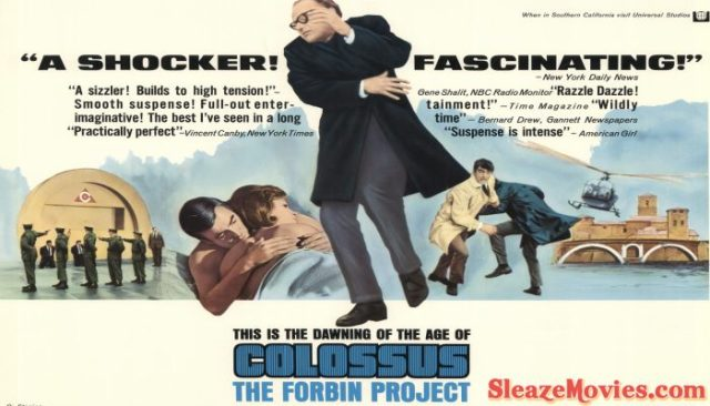 Colossus: The Forbin Project (1970) watch online