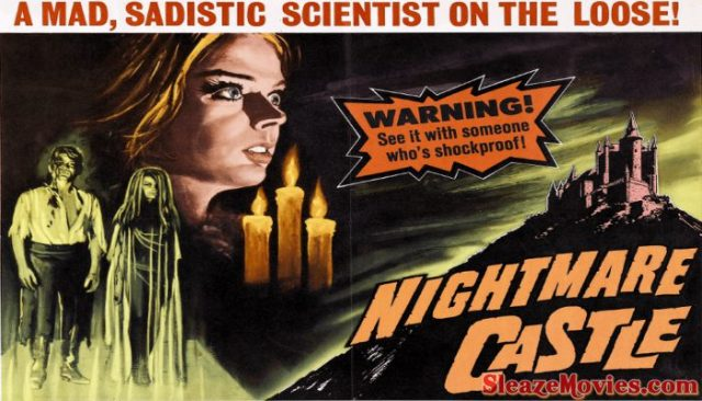 Nightmare Castle (1965) Watch Online