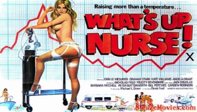 What's Up Nurse (1978) watch online