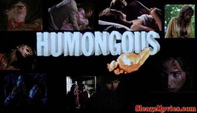 Humongous (1982) watch uncut