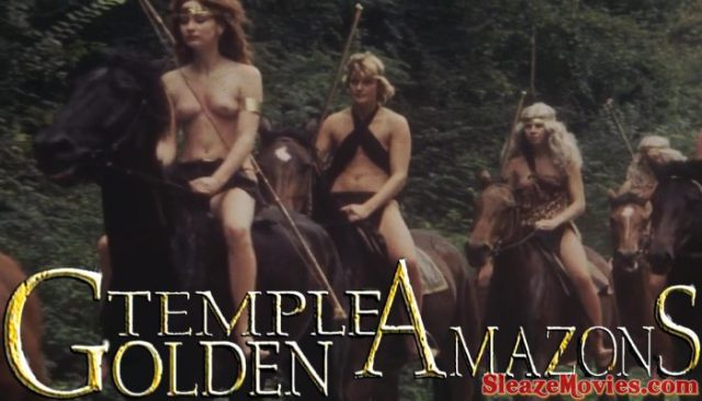 Golden Temple Amazons (1986) watch uncut