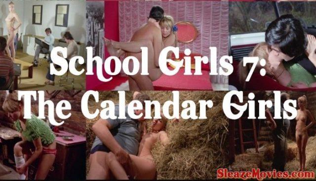 School Girls 7: The Calendar Girls (1972) watch online