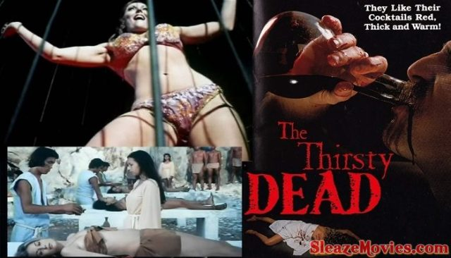 The Thirsty Dead (1974) watch online