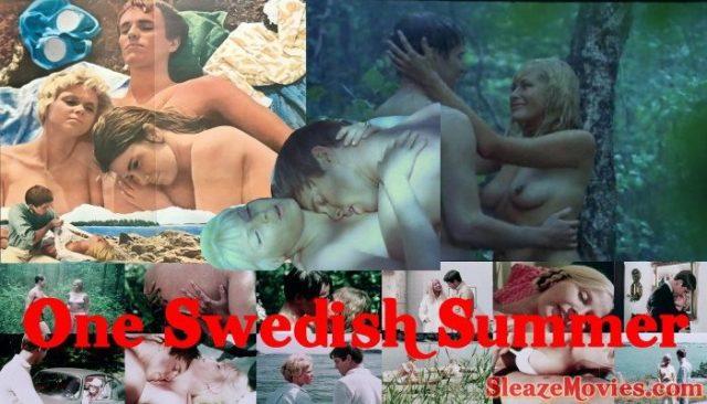One Swedish Summer (1968) watch incest movie