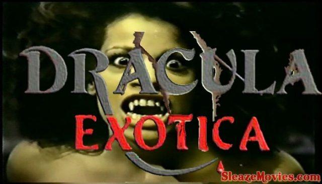 Dracula Exotica (1980) watch online