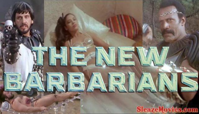 New Barbarians (1983) watch online