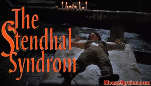 The Stendhal Syndrome (1996) watch uncut