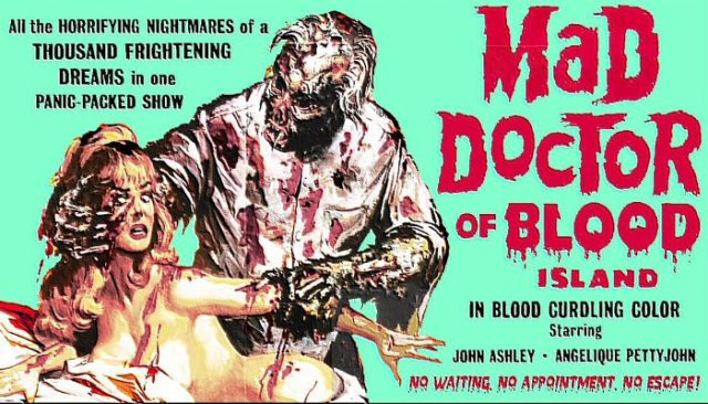 Mad Doctor of Blood Island (1968) watch online
