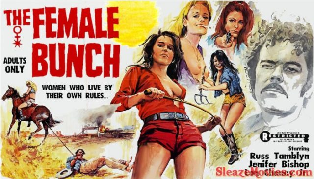 The Female Bunch (1971) watch online