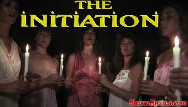 The Initiation (1984) watch online