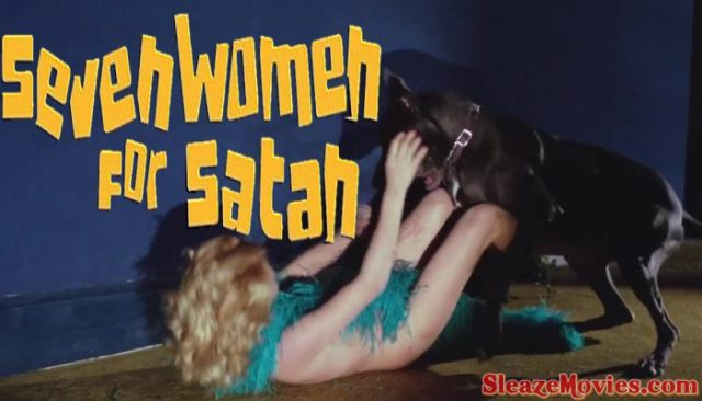 Seven Women for Satan (1976) watch uncut