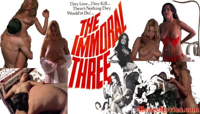 The Immoral Three (1975) watch uncut