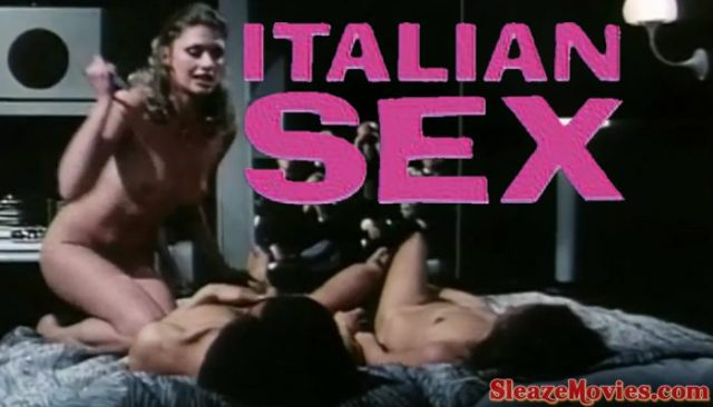 Italian Sex (1974) watch uncut