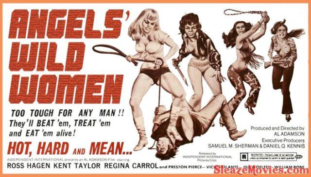 Angels Wild Women (1972) watch uncut