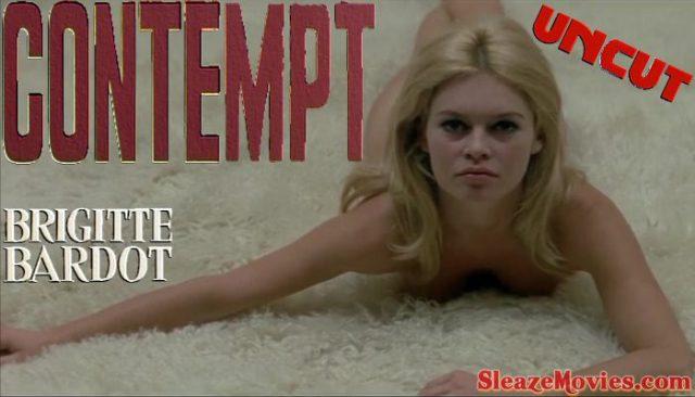 Contempt (1963) watch uncut