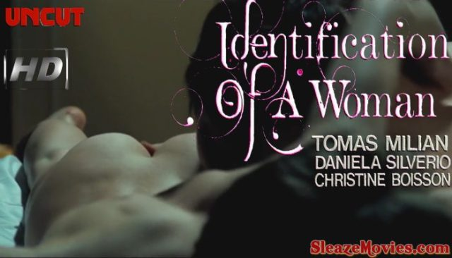 Identification of a Woman (1982) watch uncut