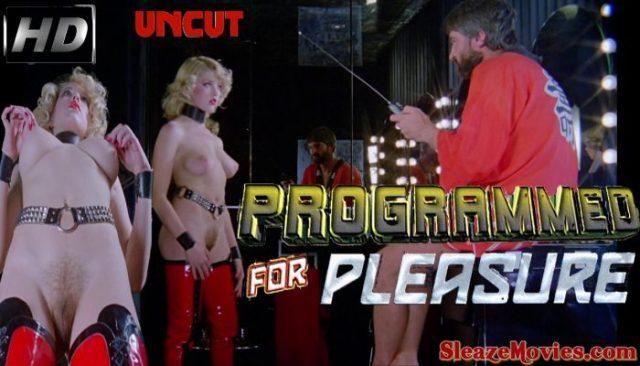 Programmed for Pleasure (1981) watch uncut