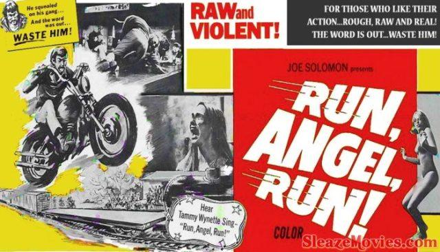 Run, Angel, Run! (1969) watch uncut
