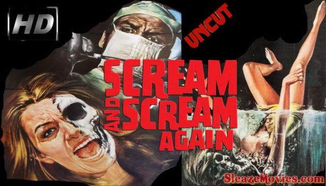 Scream and Scream Again (1970) watch uncut