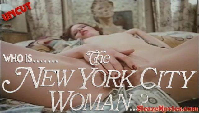 The New York City Woman (1977) watch uncut