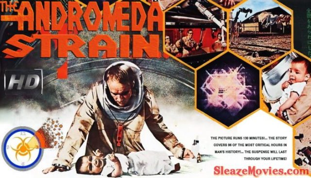 The Andromeda Strain (1971) watch online