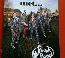 Nieuw meezingboekje voor de Slechte Band