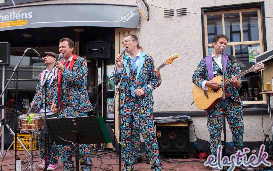 De Slechte Band op zondag 12 januari 2014 Twee Wezen Sassenheim