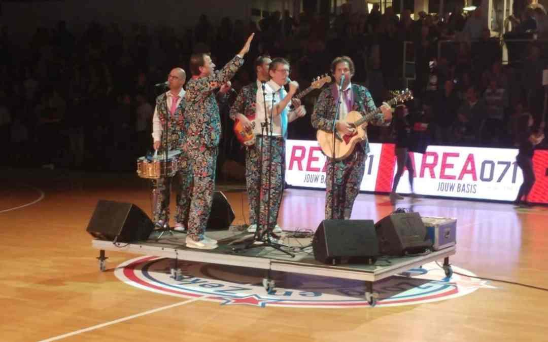 De Slechte Band bij ZZ Leiden