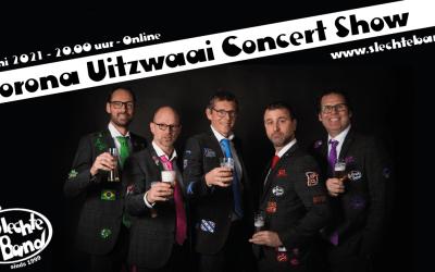 Corona Uitzwaai Concert Show