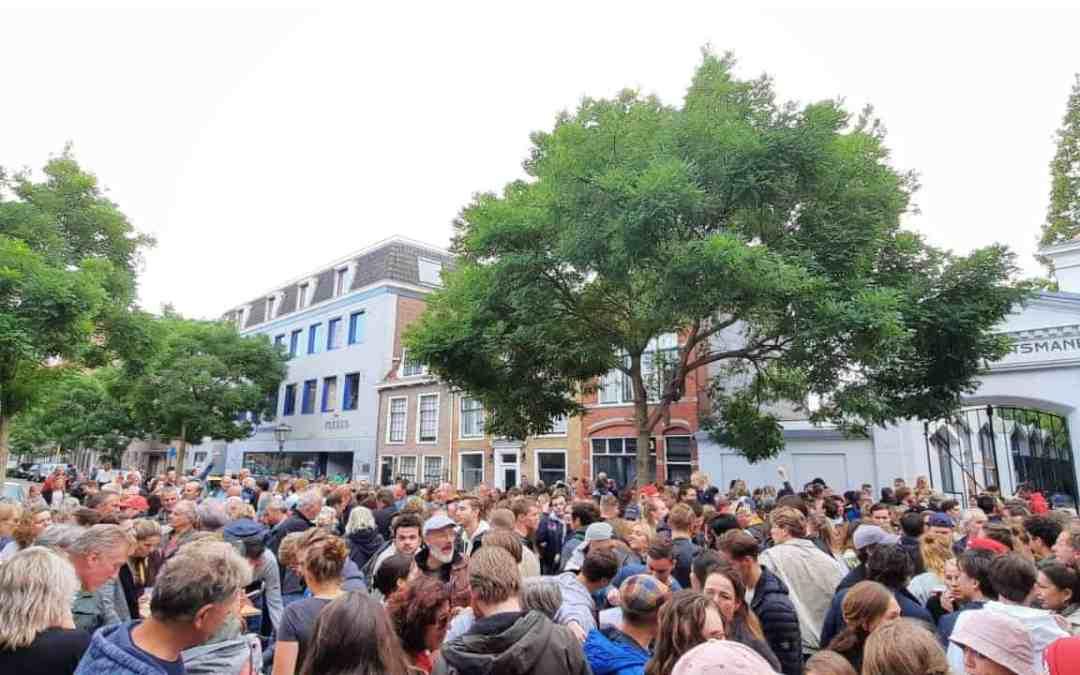 Schitterend Leidens Ontzet 2021, Stadsgehoorzaal en Keyzer!