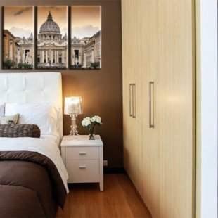 tableau-photo-paysage-vatican-italie