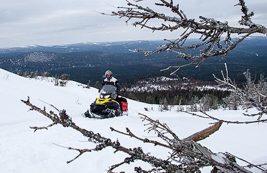 Oslyanka Mountain Russia