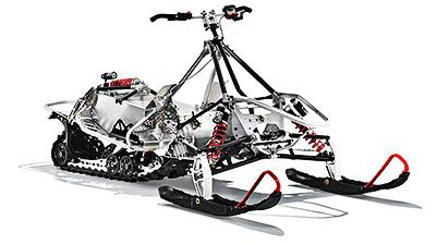 2015 Polaris AXYS snowmobile