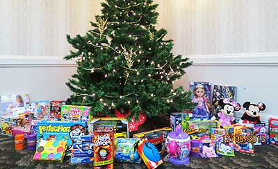 Snowmobile Association of Massachusetts Toys For Tots