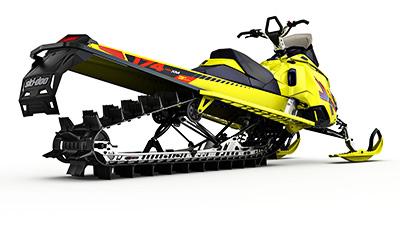 2015 T3 Ski Doo Summit snowmobile