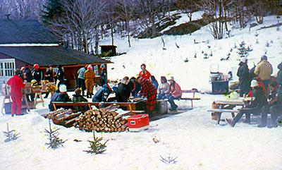 vintage snowmobile stan kapola