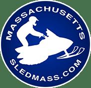 Snowmobile Association of Massachusetts logo