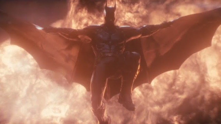 Official 'Batman: Arkham Knight' Trailer Reveals Driveable Batmobile