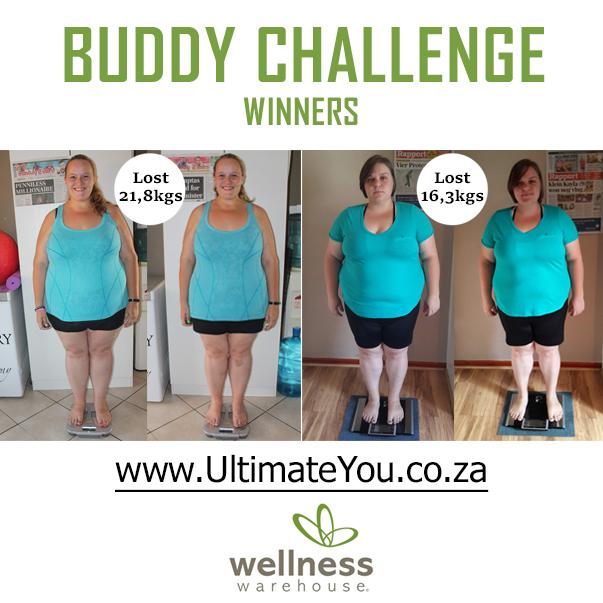 Buddy Challenge Winners